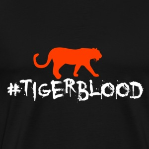 Tiger Blood T-Shirts - Men's Premium T-Shirt