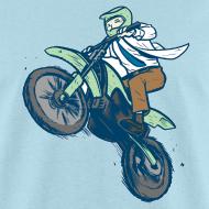 Design ~ Dr. Dirtbike on Blue!
