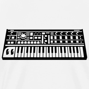 Synthesizer T-Shirts - Men's Premium T-Shirt