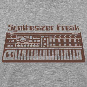 Synthesizer freak T-Shirts - Men's Premium T-Shirt