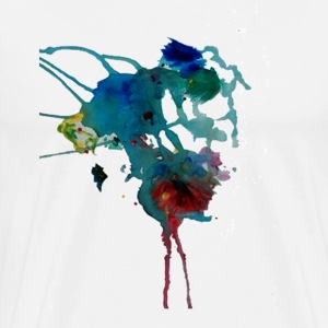 Paint On Your Shirt - Men's Premium T-Shirt