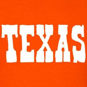 Texas T-shirt - Men's T-Shirt