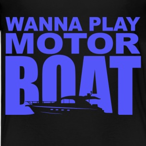 Wedding Crashers Motor Boatin Toddler Shirts - Toddler Premium T-Shirt