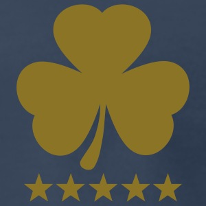 shamrock 5 star T-Shirts - Men's Premium T-Shirt