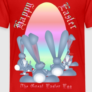 The Great Easter Egg - Toddler Premium T-Shirt