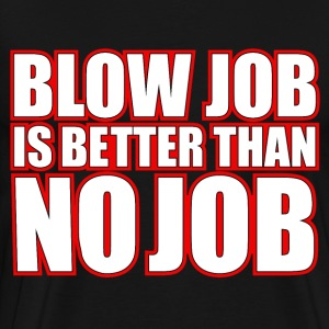 Blowjob - Men's Premium T-Shirt