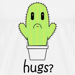 Hugs? - Men's Premium T-Shirt