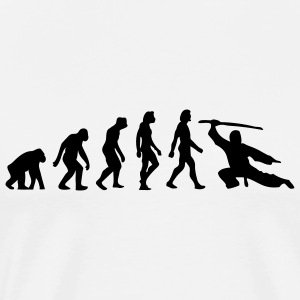 Evolution Martial Arts (1c) T-Shirts - Men's Premium T-Shirt