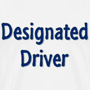 Designated Driver - Men's Premium T-Shirt