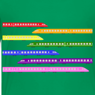 Design ~ Color Trains
