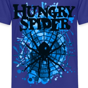 Hungry_Spider - Kids' Premium T-Shirt