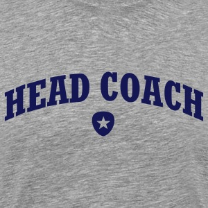 HEAD COACH - Men's Premium T-Shirt