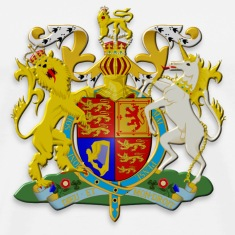 UK Royal Coat of Arms
