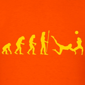 evolution_volleyball1 T-Shirts - Men's T-Shirt