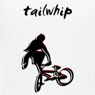 Design ~ BMX T Shirt - Tailwhip Trick