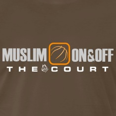 Muslim On&Off the court T-Shirt