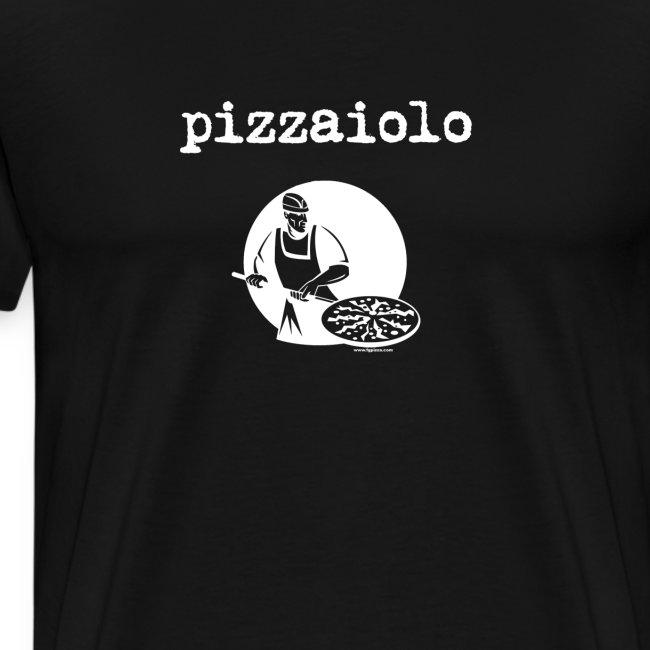 Italian Pizza Maker T shirt -Pizzaiolo 3X