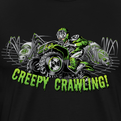 Creepy Crawling ATV