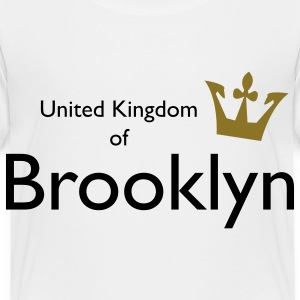United Kingdom of Brooklyn Toddler Shirts - Toddler Premium T-Shirt