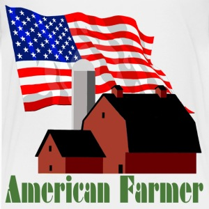 American Farmer - Toddler Premium T-Shirt