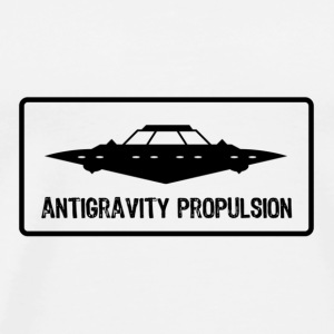 Antigravity Propulsion - Men's Premium T-Shirt