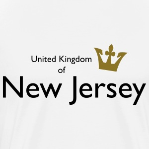 United Kingdom of New Jersey T-Shirts - Men's Premium T-Shirt