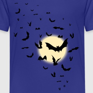 Bat Swarm - Kids' Premium T-Shirt