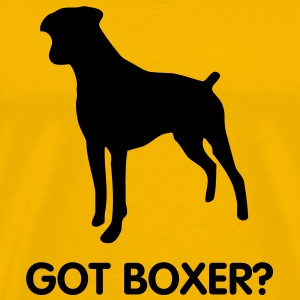 Got Boxer? - Men's Premium T-Shirt