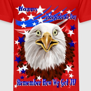 Grand Ol' Eagle-Independence Day - Toddler Premium T-Shirt