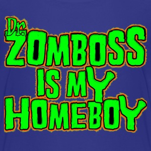 Dr. Zomboss is my homeboy - Kids' Premium T-Shirt