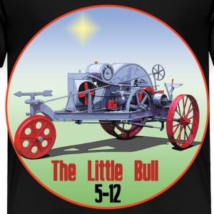 Little Bull Tractor - Toddler Premium T-Shirt