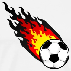 Fireball Football Germany T-Shirts