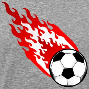 Fireball Football Austria T-Shirts - Men's Premium T-Shirt