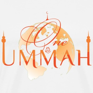 One Ummah  T-Shirts - Men's Premium T-Shirt