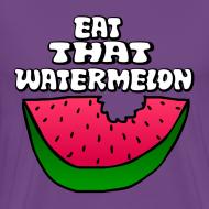Design ~ Eat That Watermelon Men's T