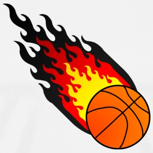 Fireball Basketball Germany T-Shirts - Men's Premium T-Shirt