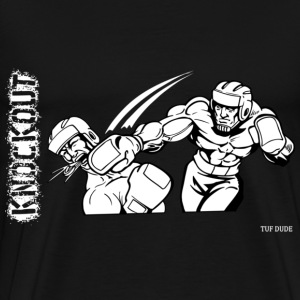 Boxing - Knockout T-Shirts - Men's Premium T-Shirt
