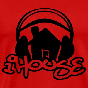 house T-Shirts - Men's Premium T-Shirt