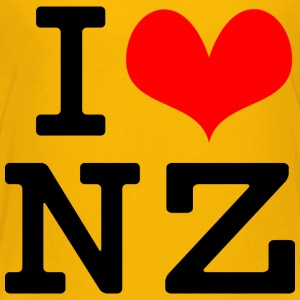 I Love NZ Kids' Shirts - Kids' Premium T-Shirt
