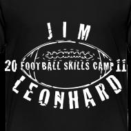 Design ~ 2011 Jim Leonhard Football Skills Camp Toddler's