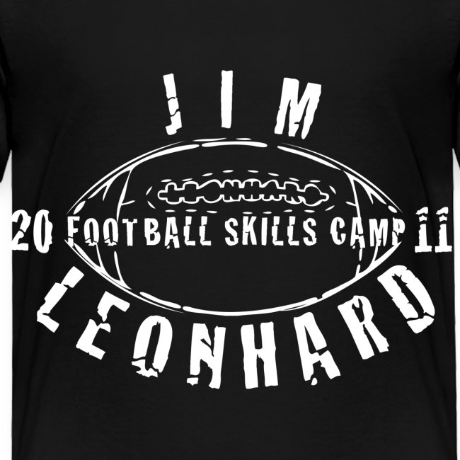 2011 Jim Leonhard Football Skills Camp Toddler's