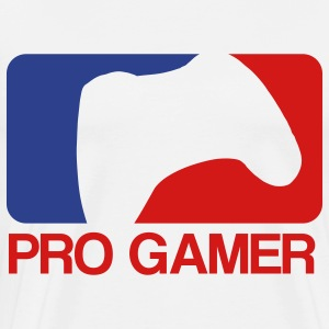 Professional Gamer - Men's Premium T-Shirt