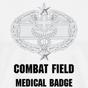 Combat Field Medical Badge 3rd Award - Men's Premium T-Shirt