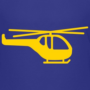 Helicopter Kids' Shirts - Kids' Premium T-Shirt
