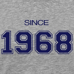 Birthday gift  1968 T-Shirts - Men's Premium T-Shirt