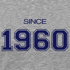 Birthday gift  1960 T-Shirts