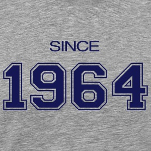 Birthday gift  1964 T-Shirts - Men's Premium T-Shirt