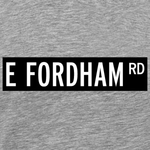 Fordham Road New York City T-shirt - Men's Premium T-Shirt