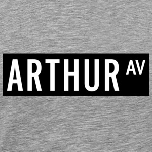 Arthur Avenue New York City T-shirt - Men's Premium T-Shirt