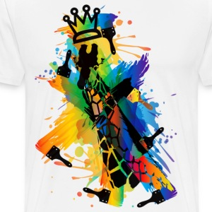 Paint_It_Yourself - Men's Premium T-Shirt